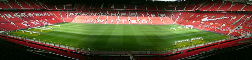 Manchester United - Old Trafford Football Stadium
